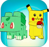 Game Android Multicraft GO: Pixelmon Mod Download