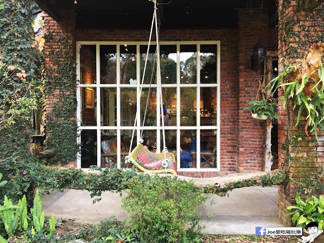 IMG 2518 - 【新竹旅遊】六號花園 景觀餐廳 | 隱藏在新竹尖石鄉的森林秘境,在歐風建築裡的別墅享受芬多精下午茶~