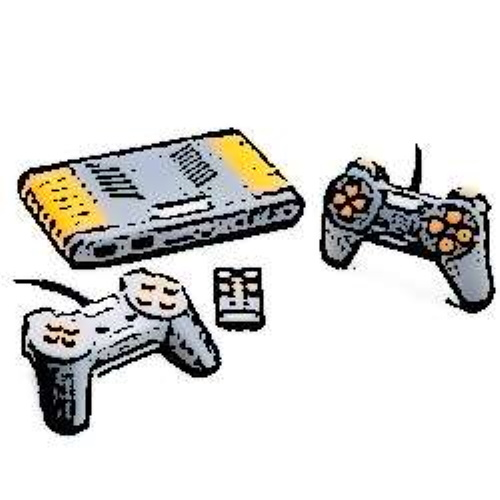 #PraCegoVer: Videogame.