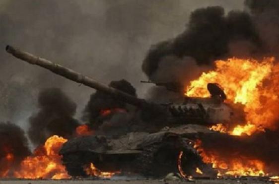 Rusia Dikagetkan, Puluhan Tanknya Dihancurkan Pasukan Tak Dikenal