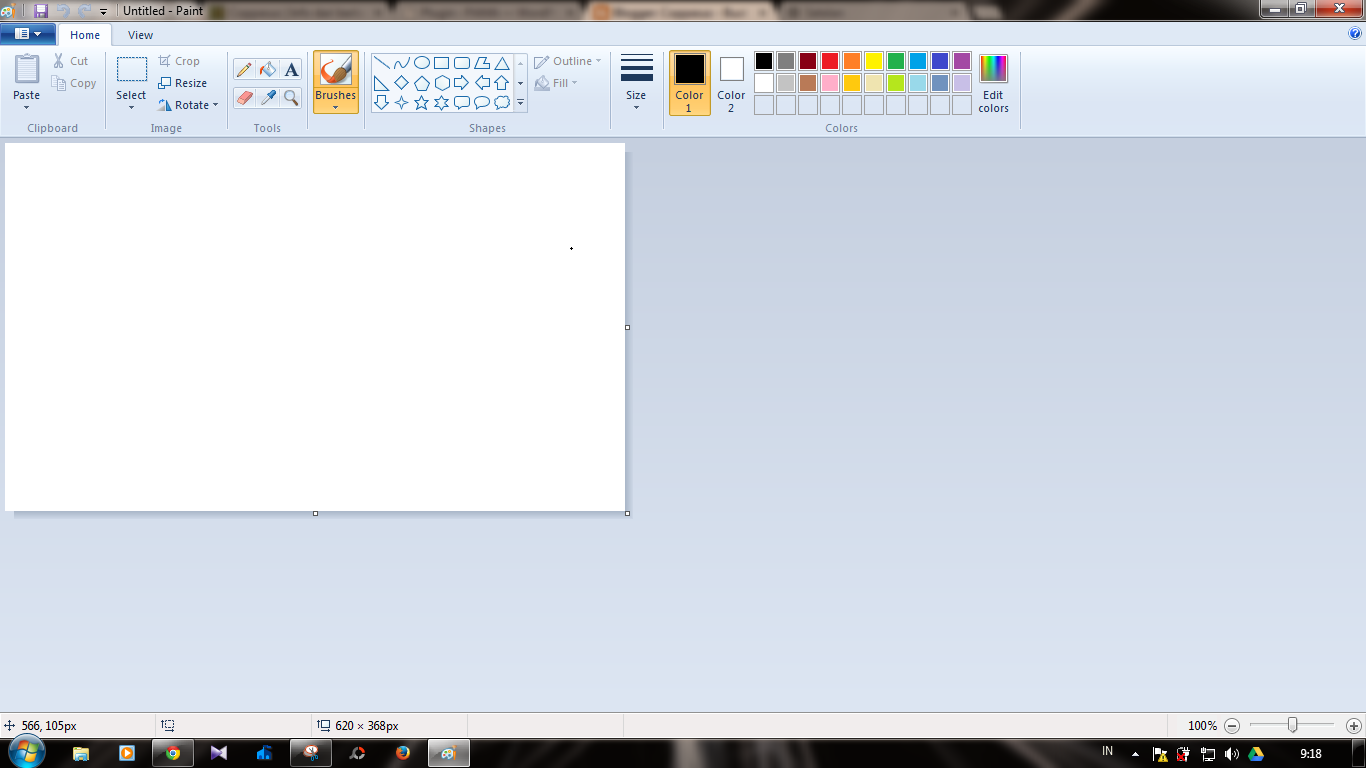 Resize Image Mudah dengan Aplikasi Paint Bawaan Windows