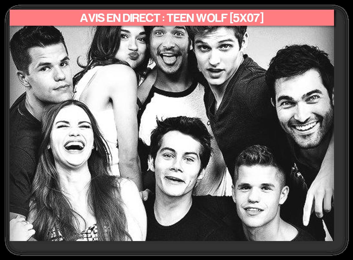 Tvshowtime Teen Wolf Saison 5 Episode 7 Avis