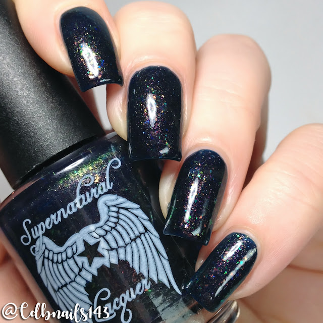 Supernatural Lacquer-Crossroad Blues