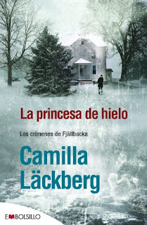 Reseña de La princesa de hielo - Camilla Läckberg