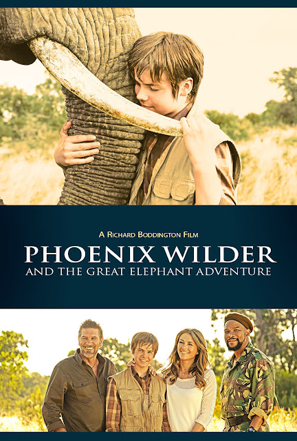 Phoenix Wilder: And The Great Elephant Adventure - Poster
