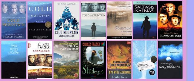 portadas de cold mountain