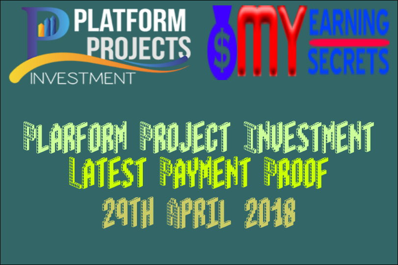 Platform Project Investments Payment Proof