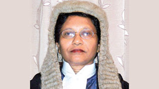 Eva Wanasundara, Acting CJ