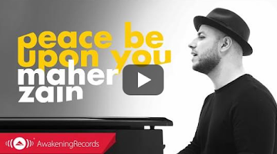 Download Lagu Maher Zain - Peace Be Upon You Mp3 Terbaru