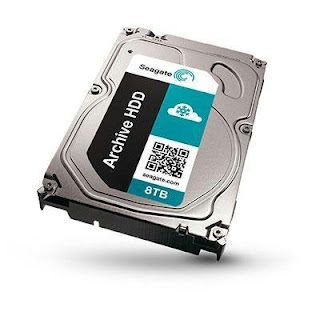 Seagate Archive 8 TB Internal Hard Drive Review, 5900RPM, 128 mb cache (ST8000AS0002) - If capacity is all you need