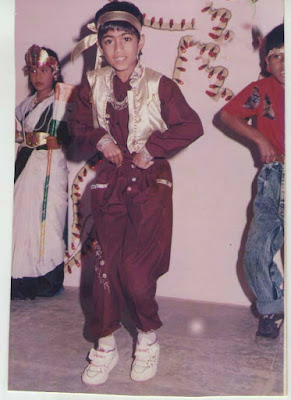 Yash childhood Performance