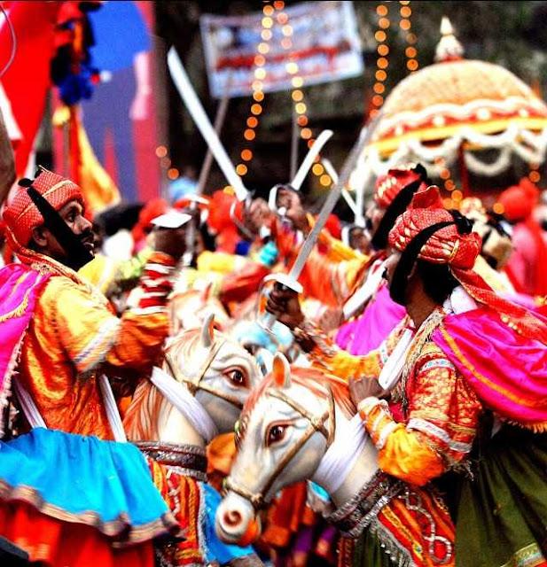 Shigmo Festival – (All across Goa)