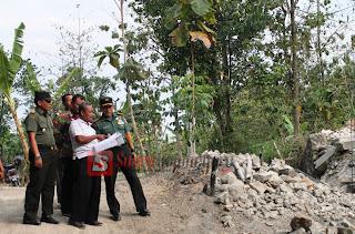 Pra TMMD Ke 100 Desa Meduri, Kerjakan RTLH Warga Miskin