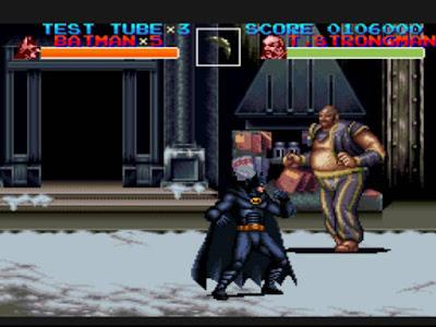 Videojuego Batman Returns