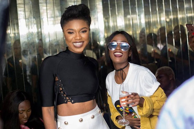 Photos: Vanessa Mdee. DJ Spinall and more celebs at Becca's album listening party