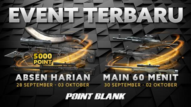 Event PB Garena 28 September - Selesainya PBIC 2016