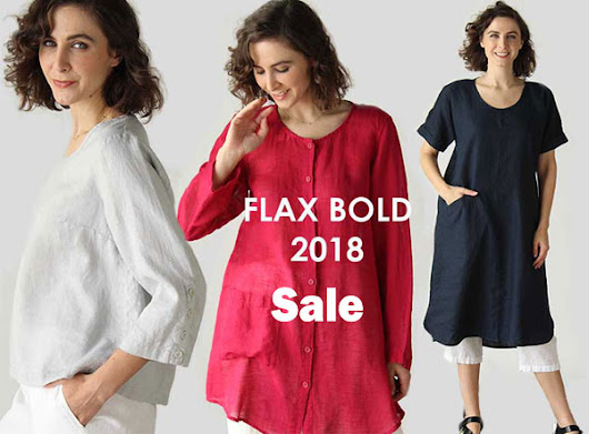 Tender Treasures - Gerry's Blog: New Flax Bold 2018 Now on SALE plus Free Shipping through Memorial Day