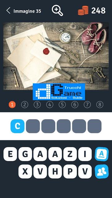 Soluzioni 1 Immagine 8 Parole soluzione livello 31-40