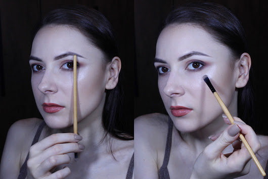 How To Contour & Highlight Pale Skin | Soft Contouring & Highlighting Makeup Tutorial