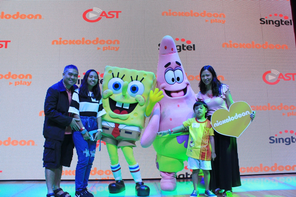 Cherry Berry : Singtel x Nickelodeon Fun Day Out at Kidzania