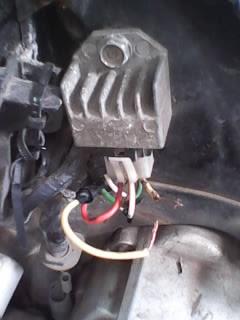 Membuat Lampu Motor Lebih Terang