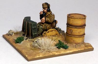 Offensive Miniatures Radio Operator