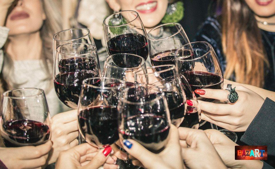 Finalul reusit al evenimentului de la Iasi, Bazart s-a transformat intr-o degustare de vinuri Gramma