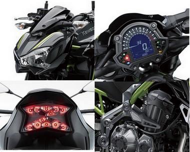 Fitur Kawasaki Z900
