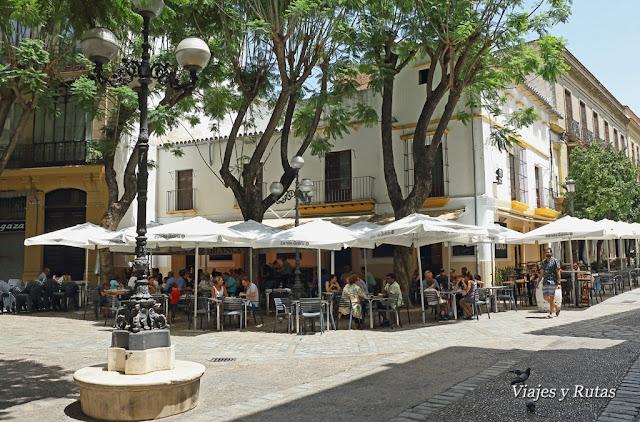 Plaza de la Yerba, Jerez