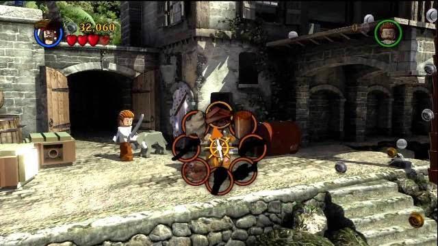 LEGO Pirates of the Caribbean PC Games Screenshots