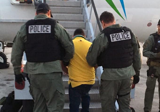 Deportan un dominicano fugitivo y buscado por homicidio en RD arrestado en Nueva Jersey