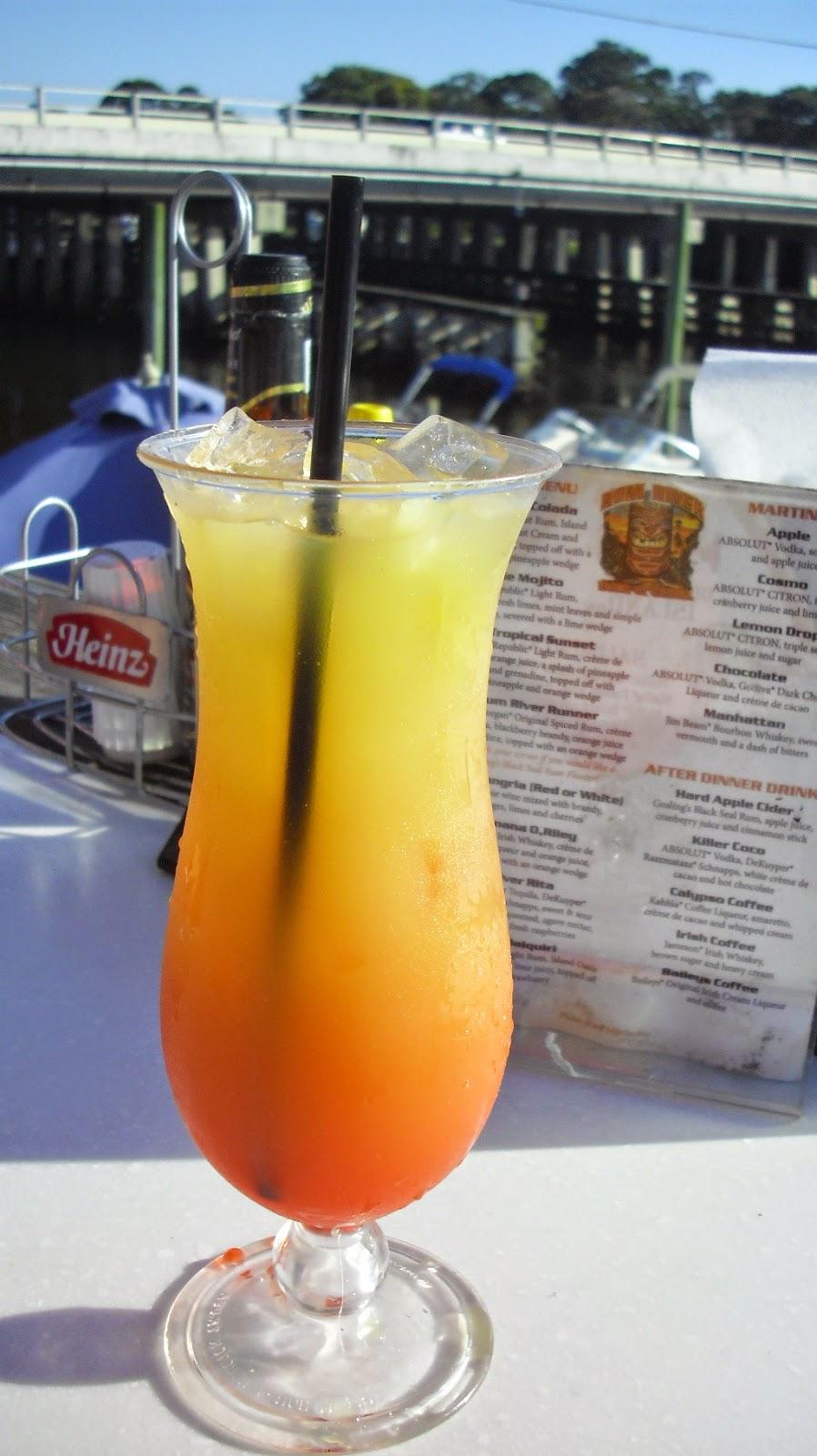 Thirsty Thursdays 9-18-14 Rum Dranx for Pirates - Famous Ashley Grant