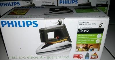 Daftar Harga Setrika Philips Terbaru