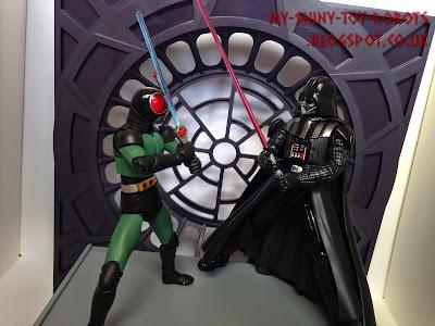 Vader vs Black RX