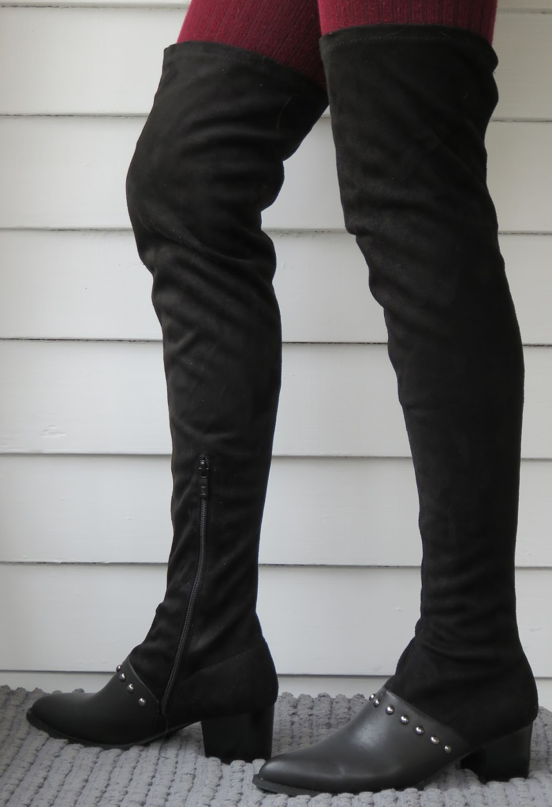 e48803d09d1 Howdy Slim! Riding Boots for Thin Calves  Pretty Little Thing ...