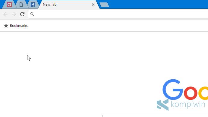cara pin situs web jadi tab tetap terbuka chrome ditutup