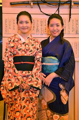 Yukata en Haru Matsuri 2018