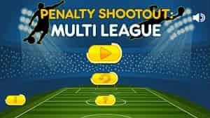 Penaltı Kapışması Çoklu Lig - Penalty Shootout Multi League