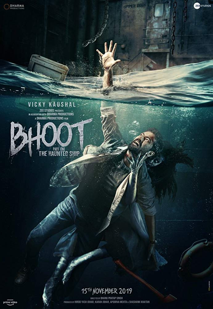 Bhoot The Haunted Ship 2020 Hindi Movie 1080p pDVDRip 1900MB Download