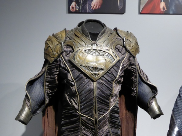 Jor-El Man of Steel movie costume