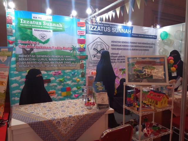 Sekolah islam di muslim lifestyle festival