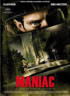El poster original de la nueva Maniac