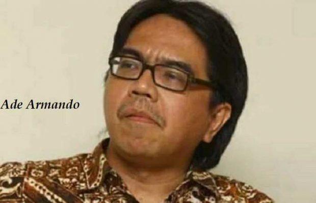 Ketua FPI Laporkan Ade Armando ke Polisi