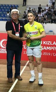 Derin Erdoğan - U18 - En iyi Guard
