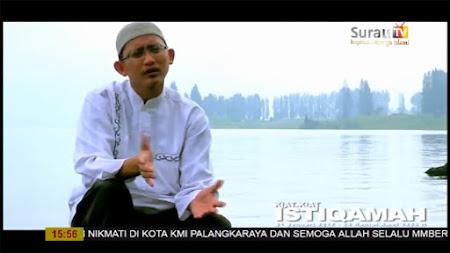 Frekuensi siaran Surau TV di satelit Palapa D Terbaru