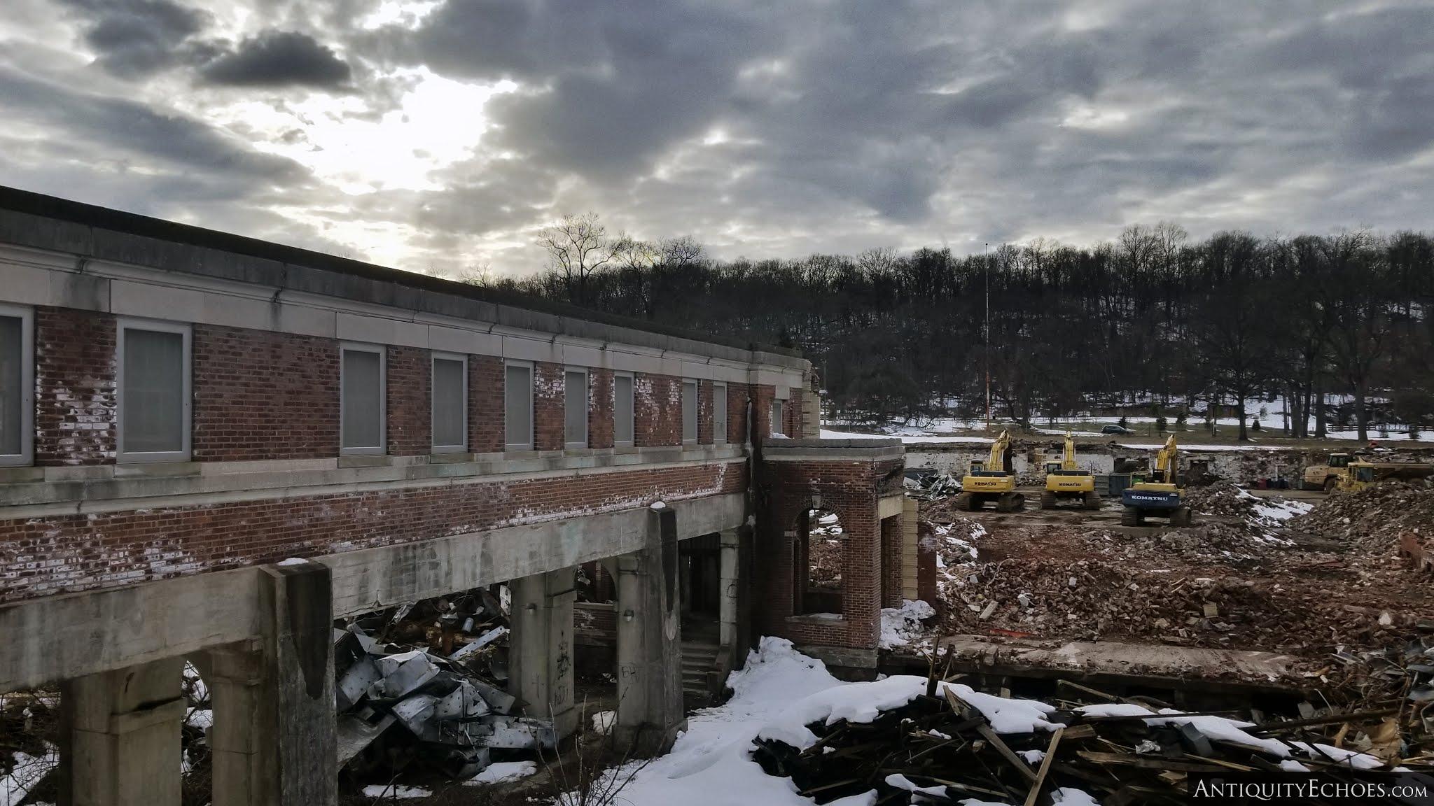 Overbrook Asylum - The Last Visit