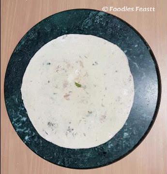 Aloo Paratha Recipe (Potato Flatbread)