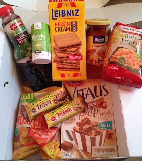 Lebensmittel, Überraschung