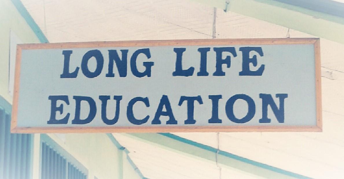 Long Life Education (Pendidikan Seumur Hidup)