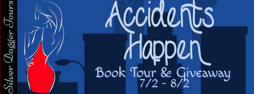 Accidents Happen By Sharon Karaa Book Tour Silver Dagger